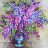 A Varity of Lilacs Fine Art Print