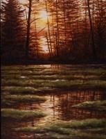 Inland Waters Fine Art Print