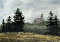 Island Light Fine Art Print