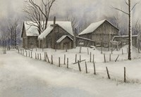Sometimes in Winter Fine Art Print