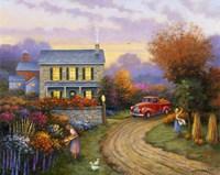 Fall Harvest Fine Art Print