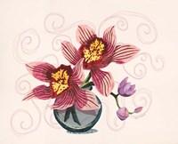 Happy Orchids Fine Art Print