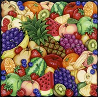 Fruit 1 Fine Art Print