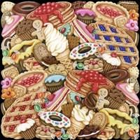 Sweets 1 Fine Art Print