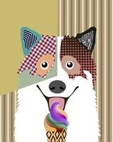 Bangkaew Dog Fine Art Print