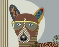 Basenji Dog Fine Art Print