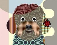 Bichon Frise Dog Fine Art Print