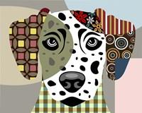 Dalmatian Dog Fine Art Print