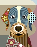 German Wirehaired Pointer Fine Art Print