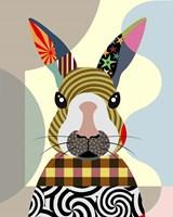 Sexy Bunny Fine Art Print