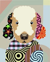 Bedlington Terrier Fine Art Print
