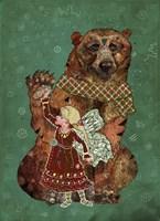 Magic Bearer Fine Art Print