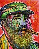 Castro Fine Art Print