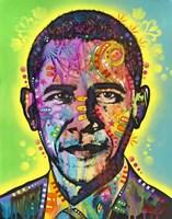 Obama Fine Art Print