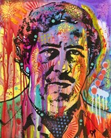 Pablo Escobar Fine Art Print