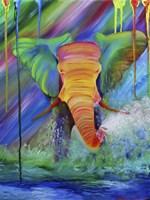 Candy Circus Fine Art Print