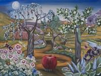 The Garden Of Eden Fine Art Print