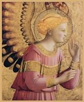 Archangel Gabriel Fine Art Print