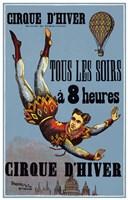 Cirque D'Hiver Fine Art Print