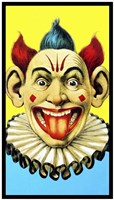 Circus Clown Fine Art Print