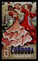 Cordoba Feria De Mayo 1949 Fine Art Print