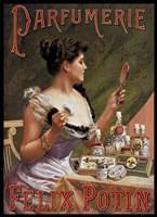 Parfumerie Felix Potin Fine Art Print