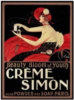 Creme Simon Fine Art Print