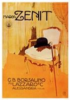 Marca Zenit 1910 Fine Art Print