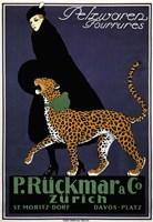 P. Ruckmar & Co. Fine Art Print