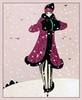 Fashion Women 26 Fine Art Print