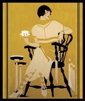 Fashion Women 37 Fine Art Print