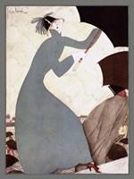 Fashion Women 1921 Fine Art Print