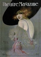 Theatre Magazine October 1920 Fine Art Print
