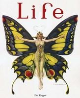 Life - The Flapper Fine Art Print
