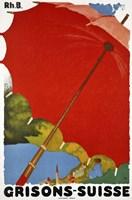 Grisons Suisse Fine Art Print