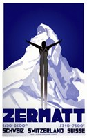 Zermatt Switzerland Fine Art Print