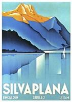 Silvaplana Fine Art Print