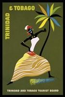 Trinidad & Tobago Tourist Board Fine Art Print