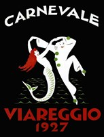 Carnevale Viareggio 1927 Fine Art Print