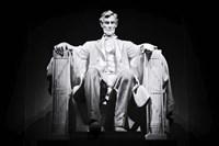 Abraham Lincoln Fine Art Print