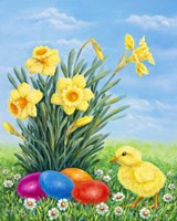 Easter Time Fine Art Print