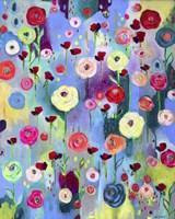 Flower Garden Fine Art Print