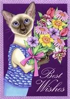 Siamese Flowers Fine Art Print