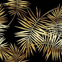 Palmes d'Or Noir Fine Art Print