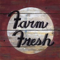 Farm Fresh II Fine Art Print