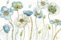 My Greenhouse Flowers I Fine Art Print
