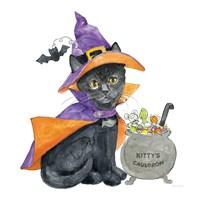 Halloween Pets I Fine Art Print