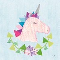 Unicorn Power III Fine Art Print