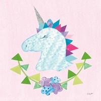 Unicorn Power IV Fine Art Print