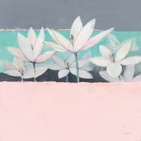 Field Day Dusty Pink Fine Art Print